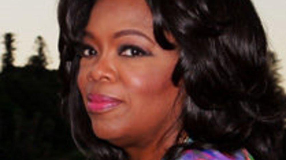 Oprah Winfrey: 40 Millionen von der Wohltäterin