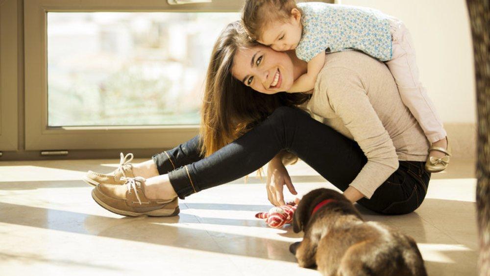 Kinderfrau: Die Vor- und Nachteile