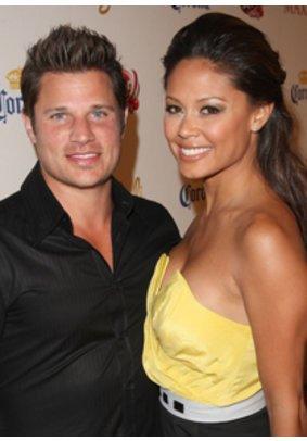 Nick Laches mit seiner neuen Ex Vanessa Minnillo