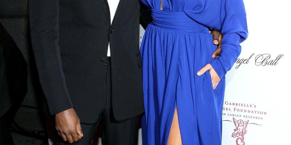 Kim Kardashian und Kanye West: Großzügig im Pizzarestaurant