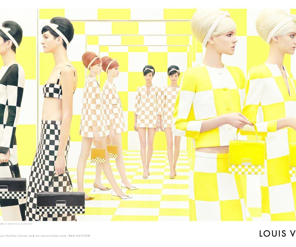 Louis Vuitton: Neue Kampagne