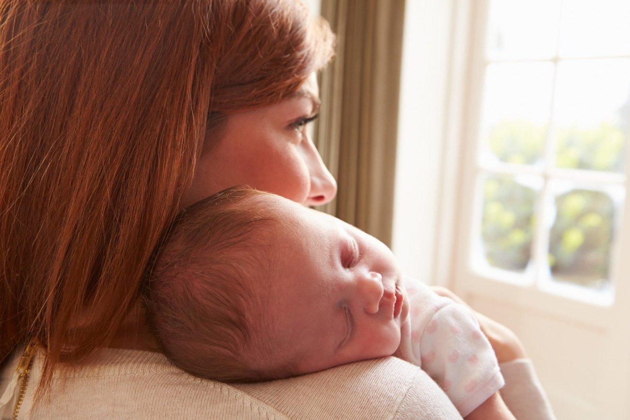 Postnatale Depression Symptome