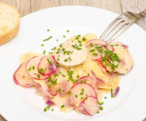 Kartoffelsalat Essig Öl