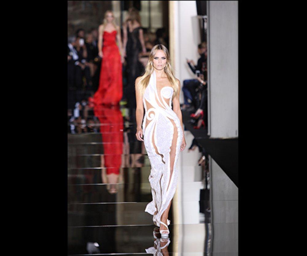 Haute Couture Paris 2015 Versace