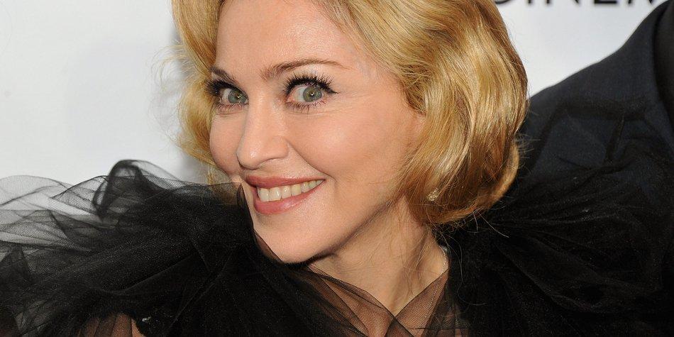Madonna möchte Schulen bauen lassen