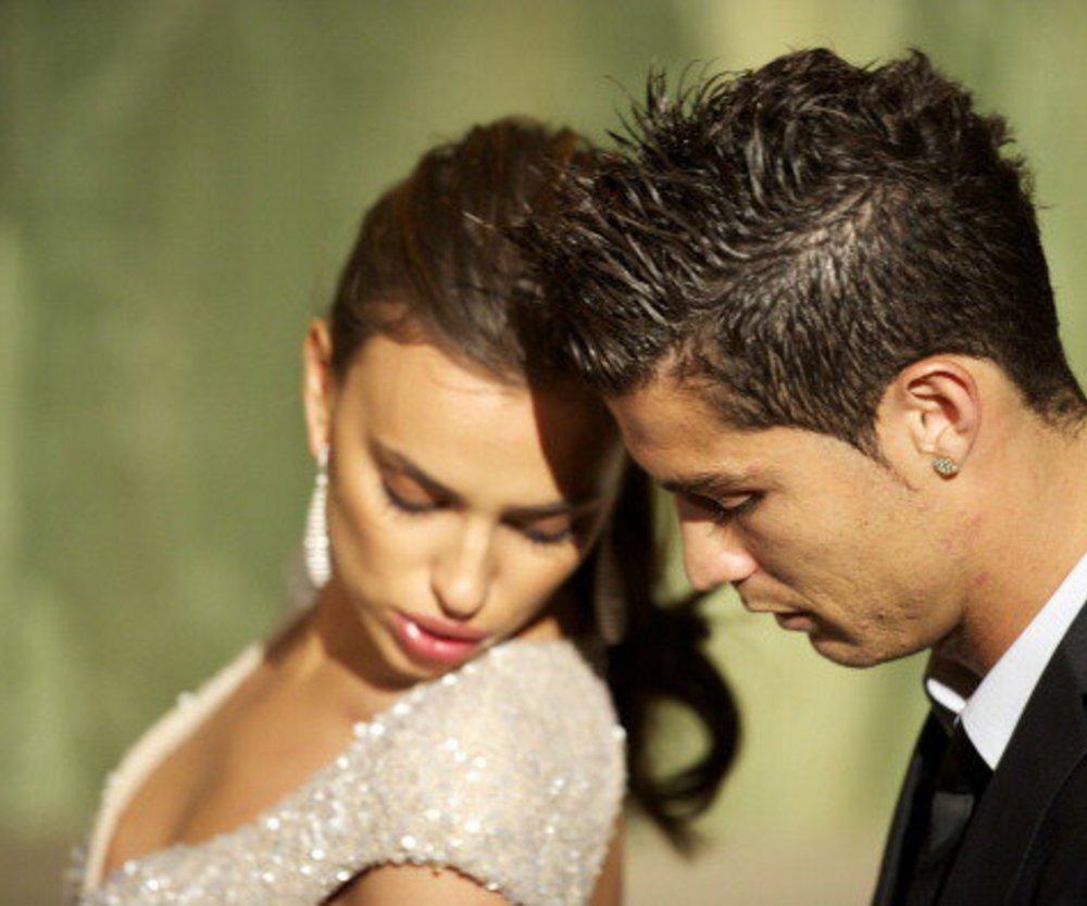 Cristiano Ronaldo und Irina Shayk im Liebesurlaub