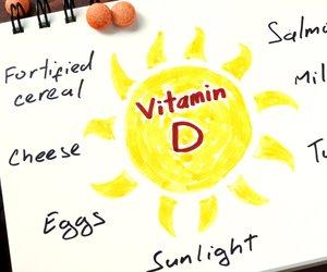 Lebensmittel mit Vitamin D