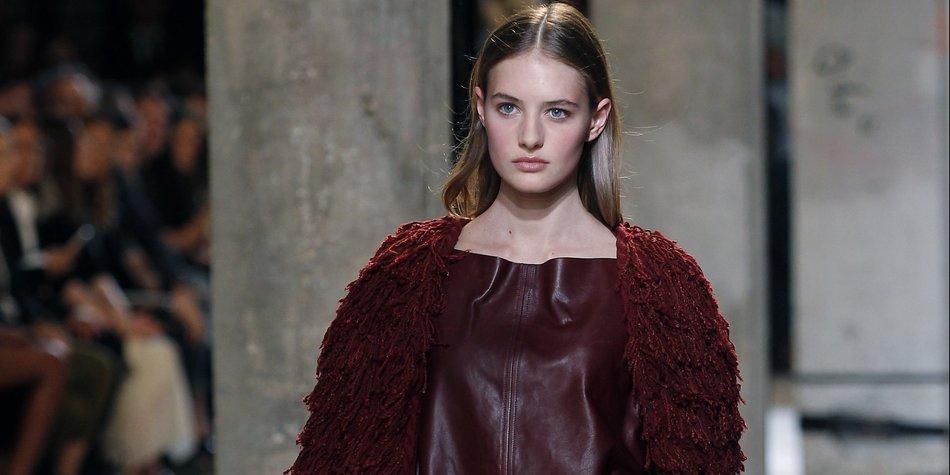Paris Fashion Week: Isabel Marant zelebriert Ethnoschick