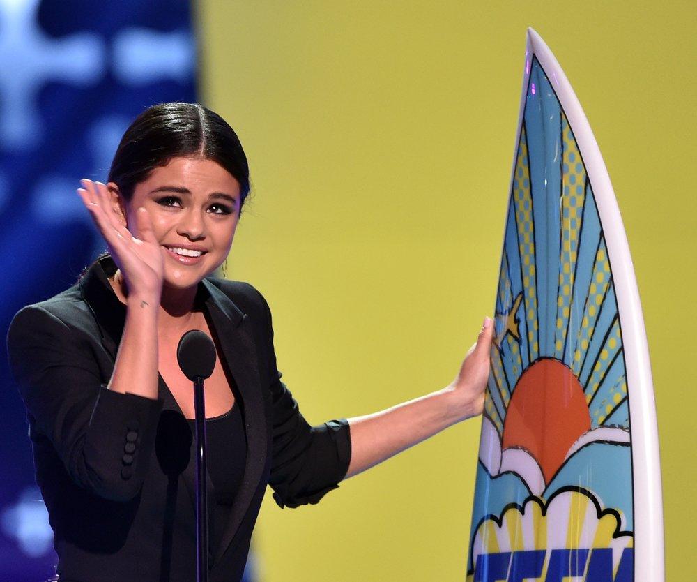 Selena Gomez bedankt sich bei ihrer Mutter