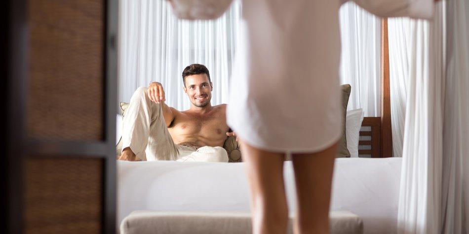 Was wollen Männer im Bett