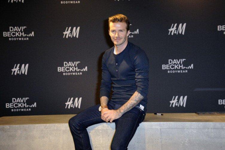 David Beckham H&M