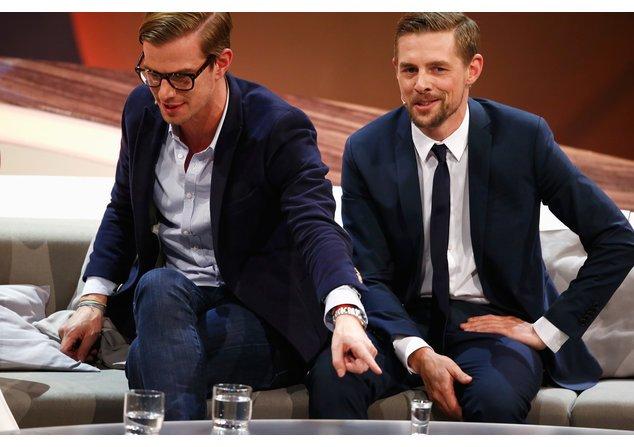 Joko Winterscheidt Und Klaas Heufer Umlauf Erhalten Einen