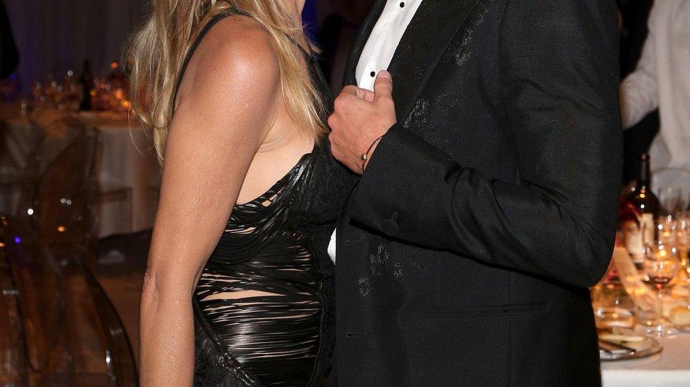 Sharon Stone zeigt ihren jungen Lover