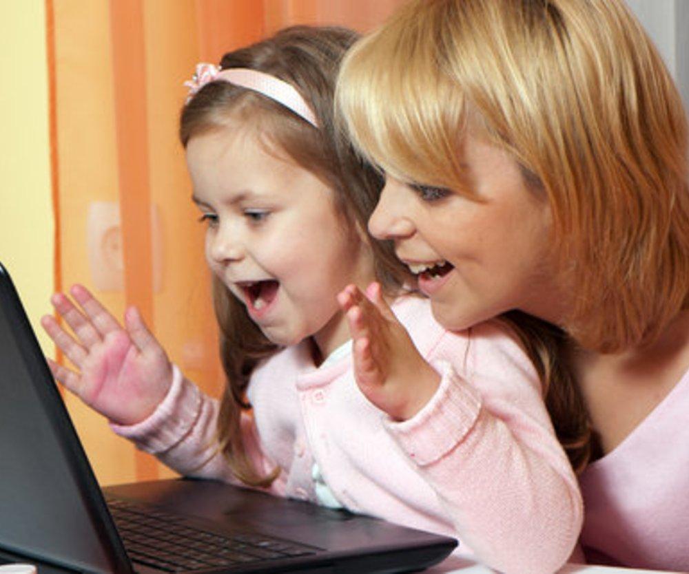 Online Spielen und Lernen