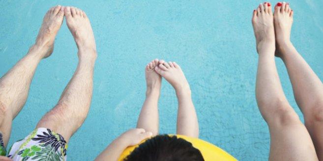 O-Beine: Beine einer Familie