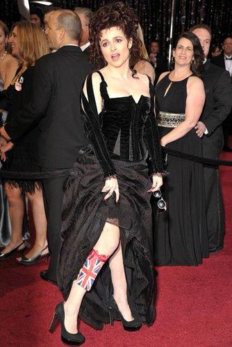 Helena Bonham Carter bei den Oscars