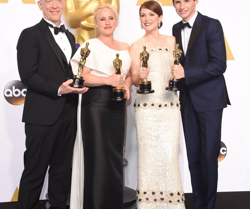 Oscars 2015: Das sind die Gewinner