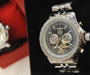 Große Uhren für Frauen