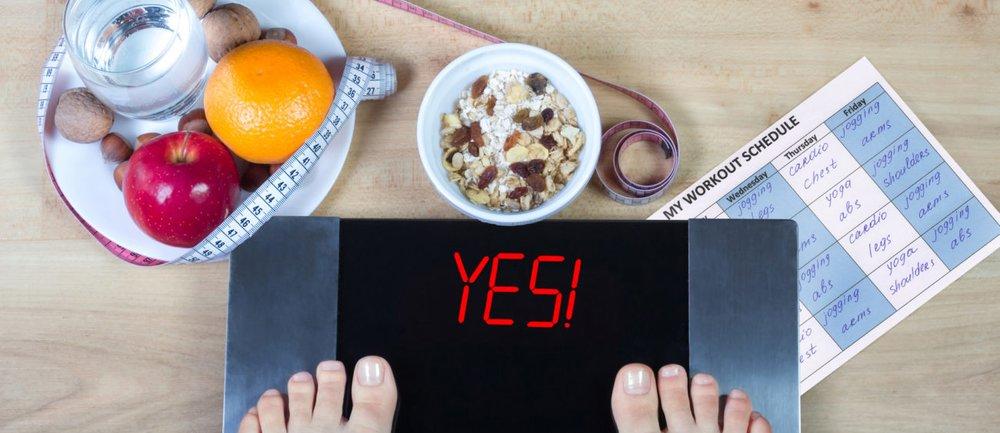 Dauerhaft abnehmen ohne Diät