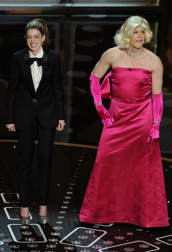 Oscars 2011: Moderatoren James Franco und Anne Hathaway
