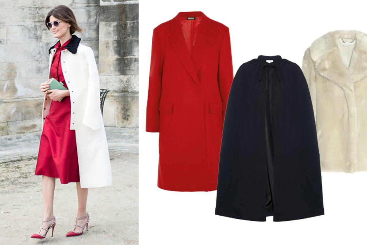 Abendgarderobe: So finden Sie den perfekten Mantel zum eleganten