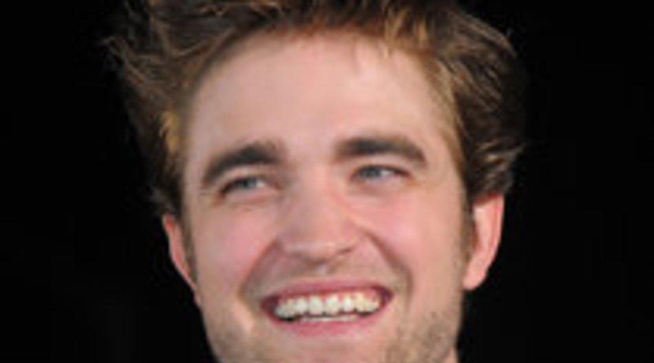 Robert Pattinson: Attraktivster Mann Englands