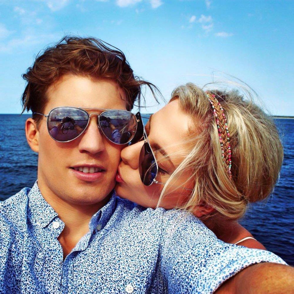 Valentina Pahde postet erstes Kuss-Foto mit Raúl Richter