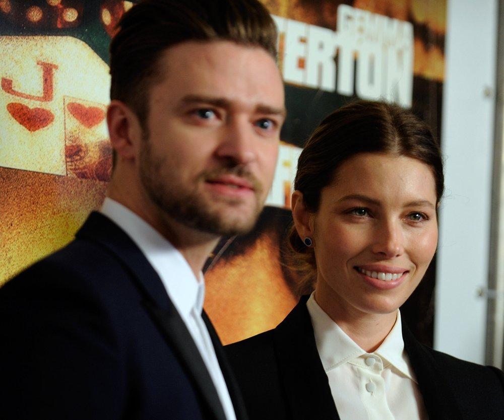 Justin Timberlake: Süße Liebesbotschaft an Jessica Biel!