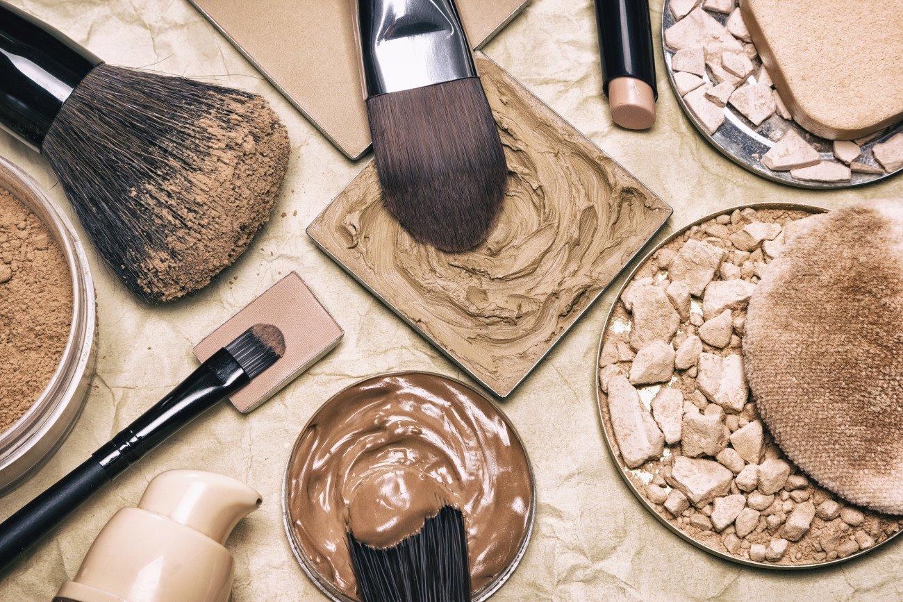Primer Make-up - Foundation