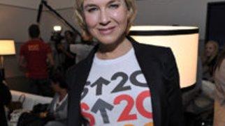Renée Zellweger: Sandra Bullock muntert sie auf