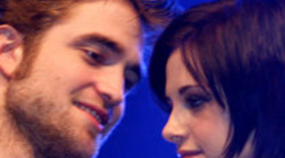 Robert Pattinson und Kristen Stewart in New York