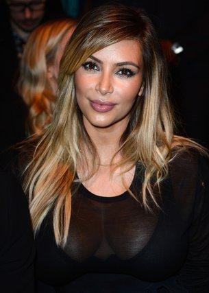 Kim Kardashian twittert gerne