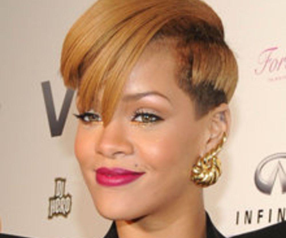 Rihanna steht auf Frauen