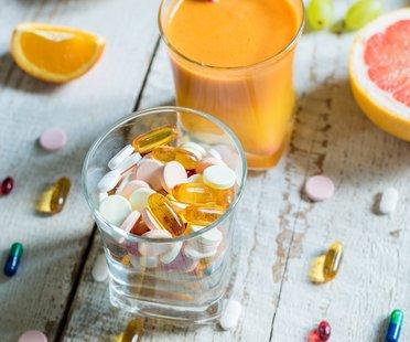 ausreichend Vitamine