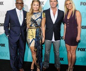 Britney Spears freut sich auf X Factor