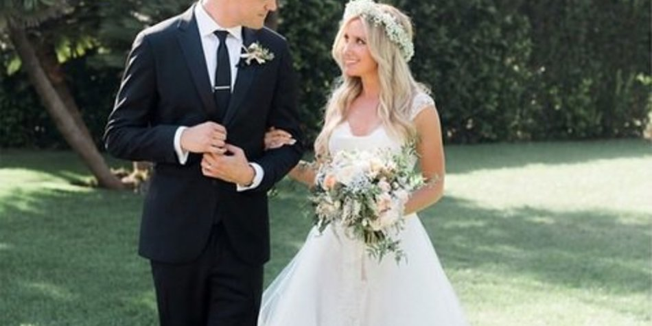 Ashley Tisdale hat ihren Christopher geheiratet