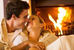 Romantisches Chillen