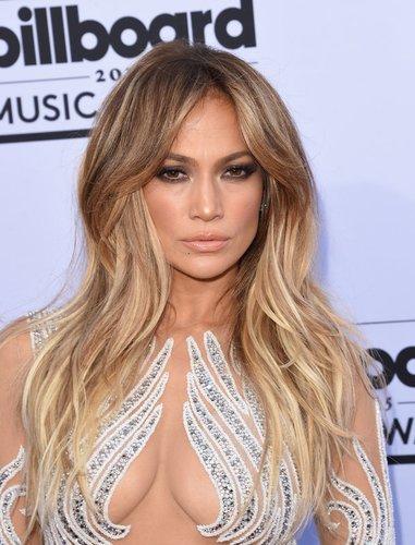 J.Lo hat bronde Haare