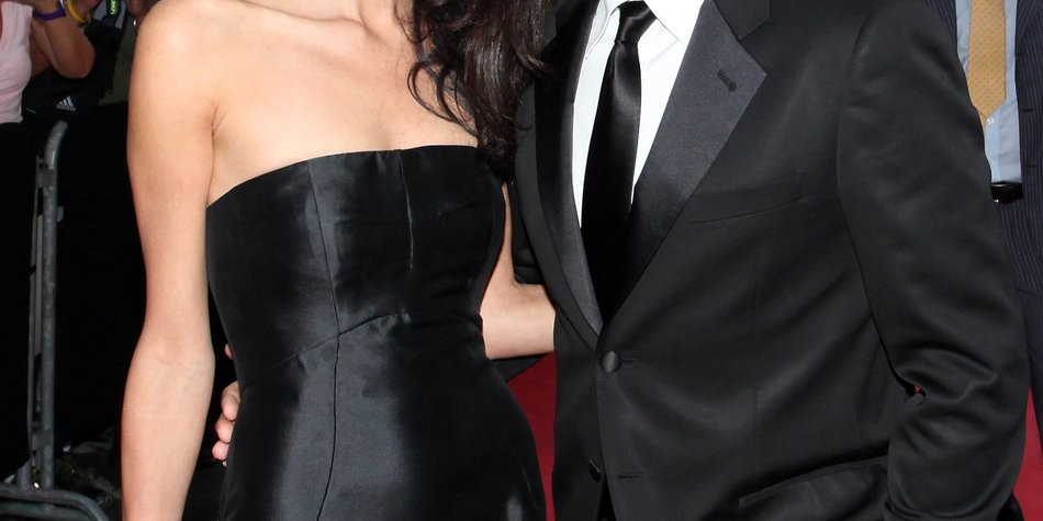 George Clooney: Erster gemeinsamer Auftritt mit Amal Alamuddin