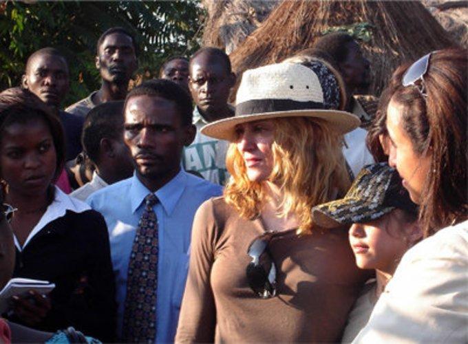 Madonna: Menge