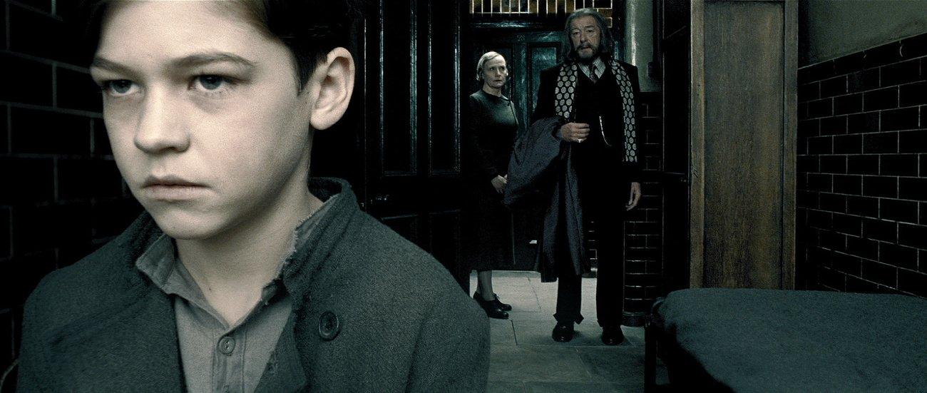 """Tom Riddle in """"Harry Potter und der Halbblutprinz"""""""