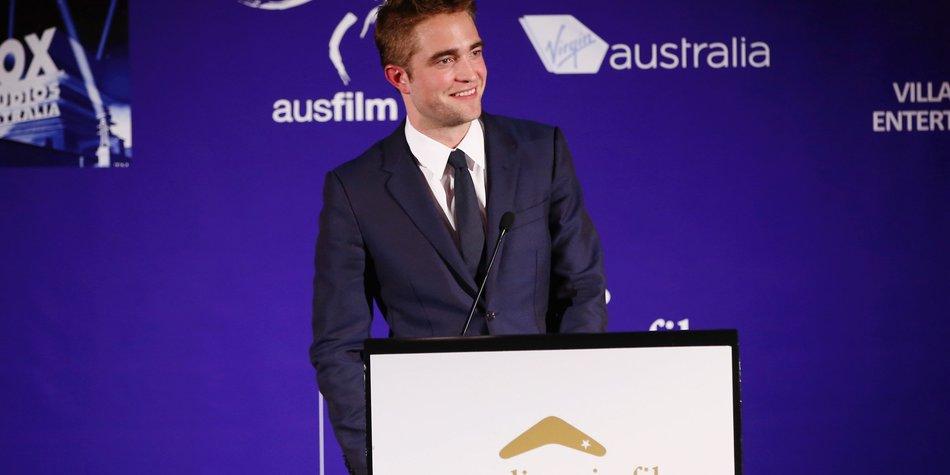 Robert Pattinson will nicht mehr berühmt sein