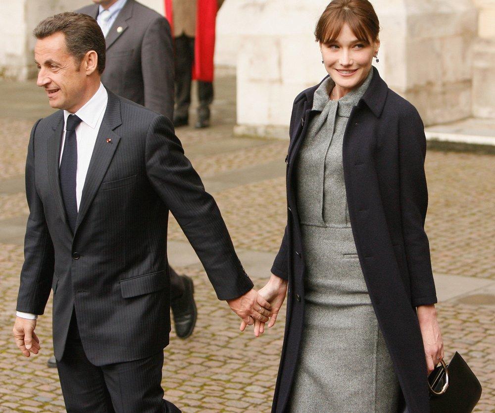 Carla Bruni steht auf Sex mit Nicolas Sarkozy!