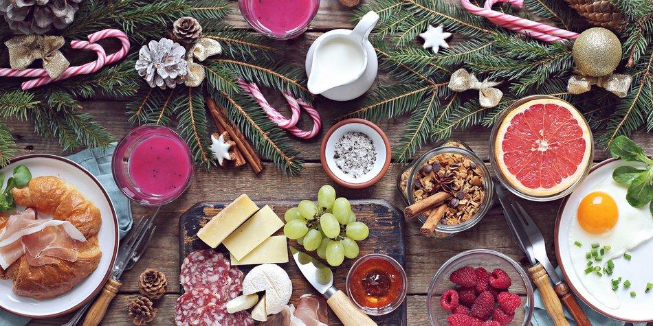 Ideen für weihnachtsbuffet