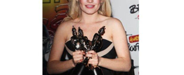 Duffy, Gewinnerin bei den Brit Awards