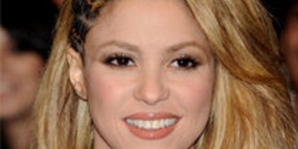 Shakira: Hilfe für Haiti