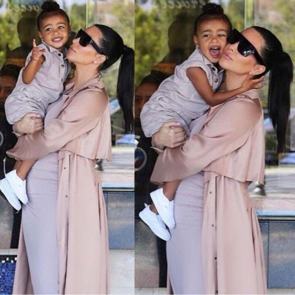 Kim Kardashian hat einen Personal Trainer für North West engagiert