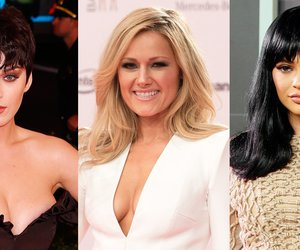 Katy Perry, Helene Fischer, Kylie Jenner