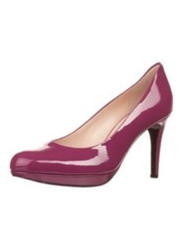 Högl High Heels in rubin