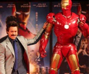 """""""Iron Man"""" mit Robert Downey Jr. läuft am Sonntag"""